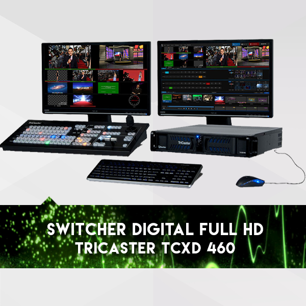 SWITCHER-TRICASTER